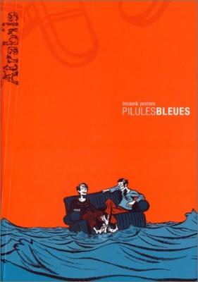 vignette de 'Pilules bleues (Frederik Peeters)'