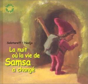 """Afficher """"Lutins des bois La nuit où la vie de Samsa a changé"""""""