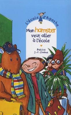 """Afficher """"L'école d'Agathe n° 44 Mon hamster veut aller à l'école"""""""