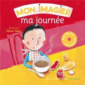 """Afficher """"Mon imagier ma journée"""""""
