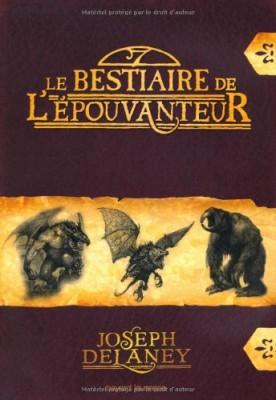 """Afficher """"Le bestiaire de l'Épouvanteur"""""""