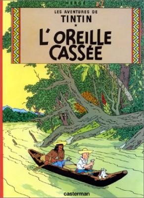 """Afficher """"Tintin n° 6 L'Oreille cassée"""""""
