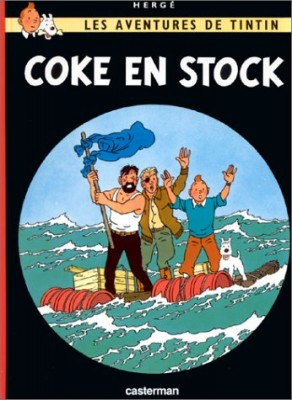 "Afficher ""Coke en stock"""