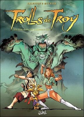 """Afficher """"Trolls de Troy n° 10 Les enragés du Darshan"""""""