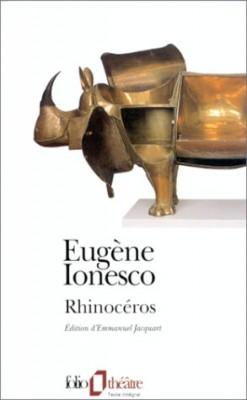"""Afficher """"Rhinocéros"""""""
