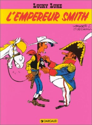 "Afficher ""Lucky Luke... n° [43]L'Empereur Smith"""
