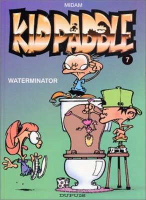 """Afficher """"Kid Paddle n° 7 Waterminator"""""""