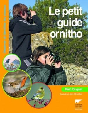 """Afficher """"Le petit guide ornitho"""""""