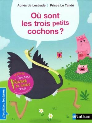 """Afficher """"Où sont les trois petits cochons ?"""""""