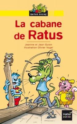 """Afficher """"Les aventures du rat vert. La cabane de Ratus"""""""