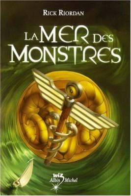 """Afficher """"Percy Jackson n° 2 Mer des monstres (La)"""""""