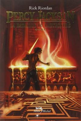 """Afficher """"Percy Jackson n° 4 La bataille du labyrinthe"""""""