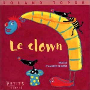 Couverture de Le clown