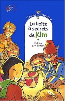 """Afficher """"L'Ecole d'Agathe n° 14 La boîte à secrets de Kim"""""""