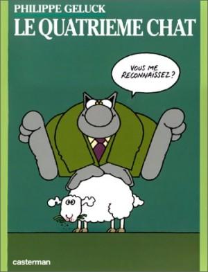 """Afficher """"Le quatrième chat"""""""