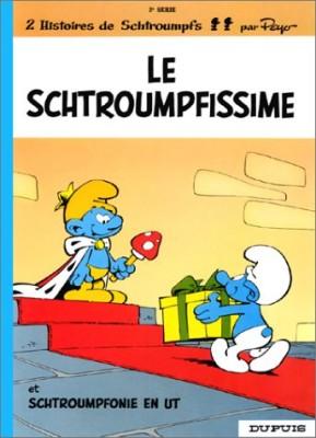 """Afficher """"Les schtroumpfs n° 2 Le schtroumpfissime"""""""