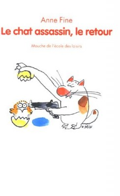 """Afficher """"Le chat assassin, le retour"""""""