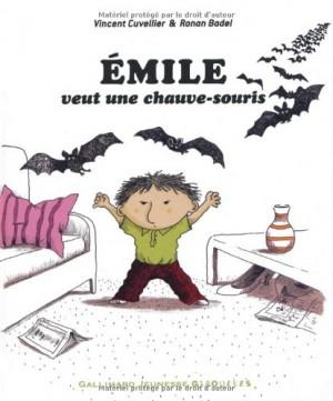 """Afficher """"ÉmileÉmile veut une chauve-souris"""""""