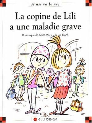 """Afficher """"Max et Lili n° 66 La copine de Lili a une maladie grave"""""""