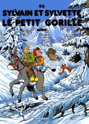 """Afficher """"Sylvain et Sylvette n° 50 Le petit gorille"""""""