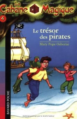 """Afficher """"Cabane magique (La) n° 4 Trésor des pirates (Le)"""""""
