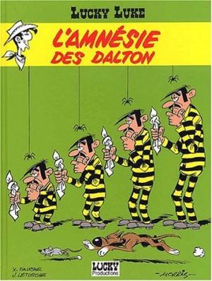 """Afficher """"Lucky Luke n° 29 L'Amnésie des Dalton"""""""
