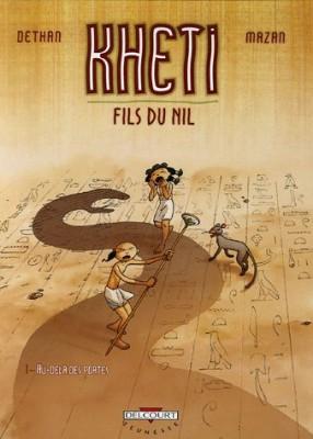 """Afficher """"Kheti, fils du Nil n° 1 Au-delà des portes"""""""