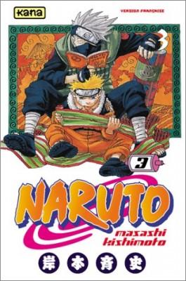 """Afficher """"Naruto n° 3"""""""