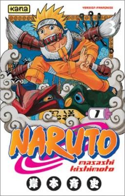 """Afficher """"Naruto n° 1"""""""