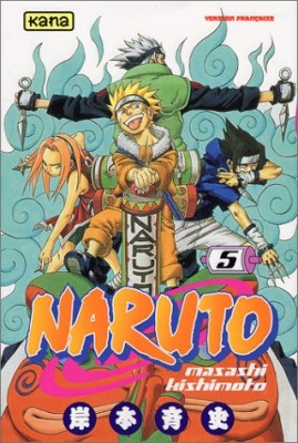 """Afficher """"Naruto n° 5 Naruto 5"""""""