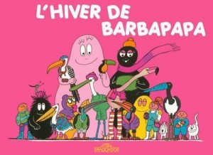"Afficher ""Les albums BarbapapaL'Hiver de Barbapapa"""