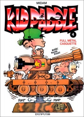 "Afficher ""Kid Paddle n° 4 Full métal casquette"""