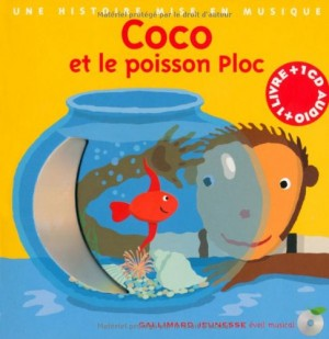 """Afficher """"Coco et le poisson Ploc"""""""