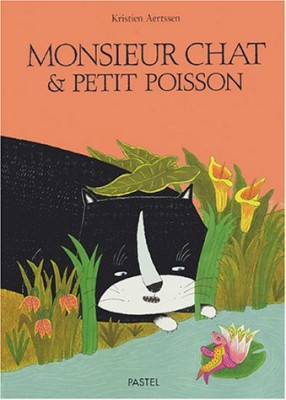 """Afficher """"Monsieur chat & petit poisson"""""""