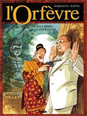 """Afficher """"L'Orfèvre n° 5 Les Larmes de la courtisane"""""""