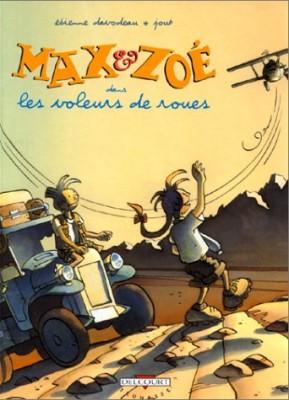 """Afficher """"MAX ET ZOE LES VOLEURS DE ROUES"""""""