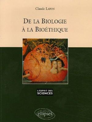 """Afficher """"L'esprit des sciences n° 40 De la biologie à la bioéthique"""""""