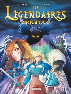 """Afficher """"Les légendaires, origines n° 1 Les Légendaires : origines."""""""