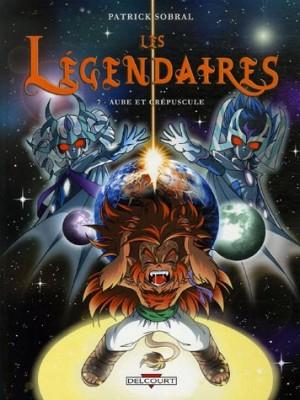 """Afficher """"Les Légendaires n° 07 Aube et crépuscule"""""""