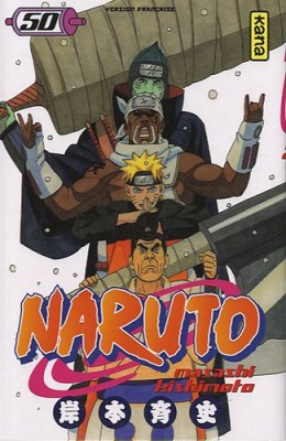 """Afficher """"Naruto n° 50 Duel à mort dans la prison aqueuse"""""""