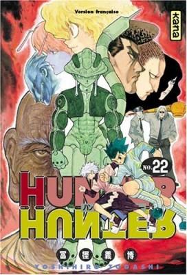 "Afficher ""Hunter x Hunter. n° 22 Hunter x Hunter"""