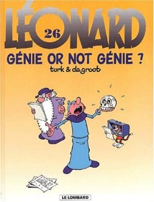 "Afficher ""Léonard n° 26 Génie or not génie ?"""