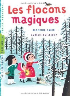 """Afficher """"Les flocons magiques"""""""