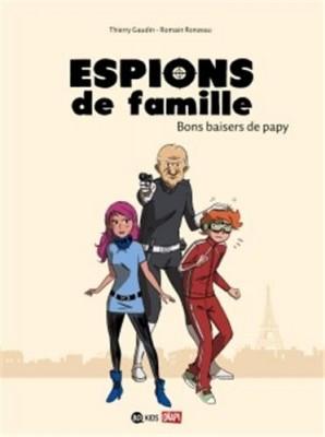 """Afficher """"Espions de famille n° 1 Espions de famille."""""""