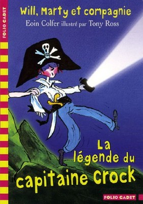 "Afficher ""Will, Marty et compagnie La légende du capitaine Crock"""