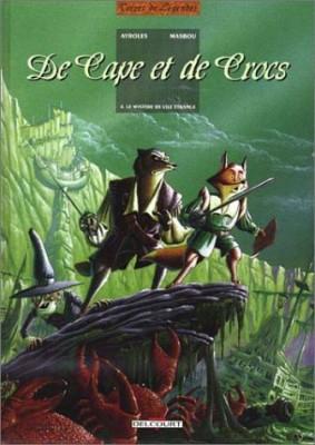 """Afficher """"De cape et de crocs n° 4Le mystère de l'île étrange"""""""