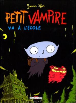 "Afficher ""Petit Vampire n° 1 Petit Vampire va à l'école"""