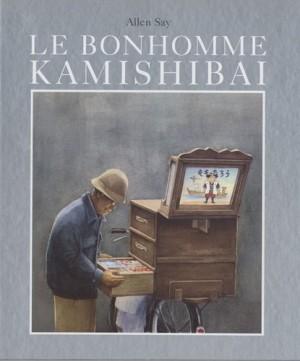"""Afficher """"Le bonhomme Kamishibai"""""""