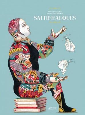 vignette de 'Saltimbanques (Marie Desplechin)'