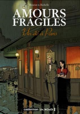 """Afficher """"Amours fragiles n° 2 Un été à Paris"""""""